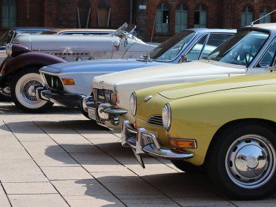 Potsdam classic Oldtimerfahrt Brandenburg